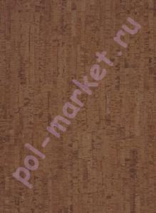 Клеевое пробковое покрытие CorkStyle (КоркСтиль), Eco Cork (Эко Корк), Linea chocco