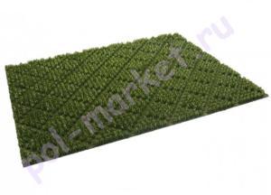 Щетинистое покрытие в нарезку: Finnturf plus (Файнтурф плюс) FTP 15 Темно-зеленый