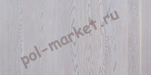 Купить 1-полосный Паркетная доска Polarwood (Поларвуд), ДУБ ELARA WHITE MATT, 1-полосный  в Екатеринбурге