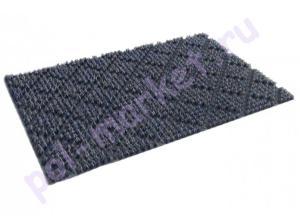 Щетинистое покрытие в нарезку: Finnturf plus (Файнтурф плюс) FTP 36 Темно-графитовый
