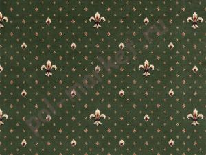 Ковролин в нарезку Balta Wellington 4957-40 зеленый (4 метра)