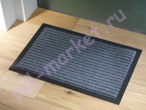Купить размер: 40*60 Влаговпитывающий коврик Lyon (Лион), 40*60см, 04 антрацит  в Екатеринбурге