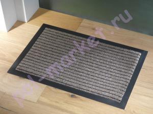 Влаговпитывающий коврик Lyon (Лион), 60*90см, 05 коричневый