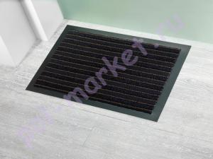 Влаговпитывающий коврик Anais (Анаис) 80*120см, 1000 черный