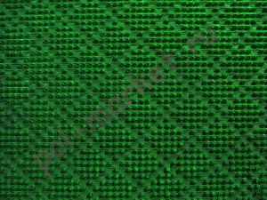 Щетинистое покрытие оптом: Baltturf (Балттурф), рулон 0.9*15м/п, ромб, 263 зеленый