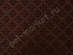Щетинистое покрытие оптом: Baltturf (Балттурф), рулон 0.9*15м/п, ромб, 237 Темный шоколад
