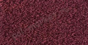 Ковролин Sintelon, Нирвана, 76728 Бордовый, ширина 4 метра, высокий ворс (розница)