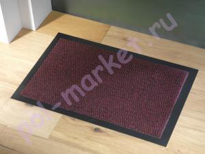 Влаговпитывающий коврик Faro (Фаро) 90*120см, 02 красный