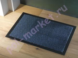 Влаговпитывающий коврик Faro (Фаро) 90*120см, 13 синий