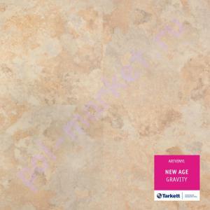 Купить NEW AGE (2.1мм, 32кл) ПВХ плитка клеевая Tarkett Art Vinil, New Age (2.1мм, 0.4мм, 32кл) GRAVITY  в Екатеринбурге