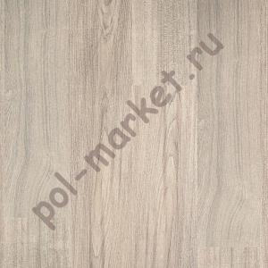 Ламинат Quick step (Квик Степ), Eligna (Элигна, 32кл, 8мм) U1163, Доска тиковая серая затертая
