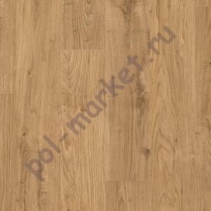 Ламинат Quick step (Квик степ), Rustic (Рустик, 32кл, 8мм, 4V-фаска) RIC1497, Дуб белый светлый