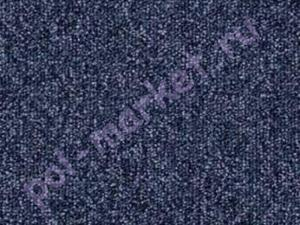 Ковровая плитка Forbo, Tessera Apex (50*50, КМ2, 100%РА) denim 258