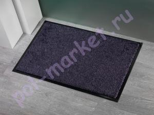 Влаговпитывающий коврик Wash-clean, 60*90см, 03 стальной