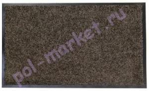 Влаговпитывающий коврик Wash-clean, 60*90см, 105 коричневый