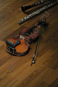 Купить Symphony (3-полосная) Паркетная доска Maestro Symphony 7036 ясень янтарь  в Екатеринбурге