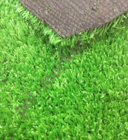 Искусственная трава в нарезку: Калинка, Лайм 20, ширина 4 метра