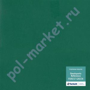 Купить Omnisports REFERENCE 6.5мм Спортивный линолеум оптом: Tarkett (Таркетт), Omnisports Referens (Омниспорт Референс), ширина 2 метра, FOREST GREEN  в Екатеринбурге