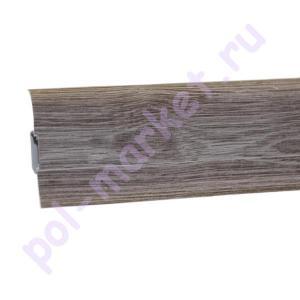 Плинтус ПВХ Bonkell Color (Бонкелл Колор), 117 Вяз