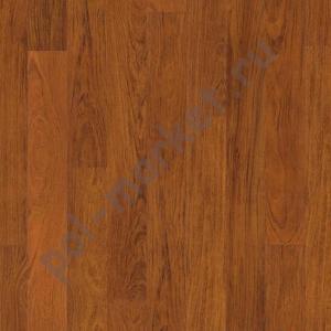 Ламинат Quick step (Квик степ), Rustic (Рустик, 32кл, 8мм, 4V-фаска) RIC1414, Вишня американская