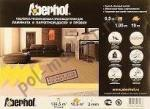 Подложка Aberhof, гармошка 10.5м2, толщина 2мм (уп.10,5м2)