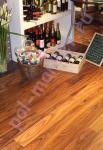Паркетная доска Par-Кy (Пар-Кай), Lounge (Лоанж), LS306, Палисандр Santos, 1-полосный