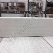 Плинтус Corkstyle Wood Oak Polar White